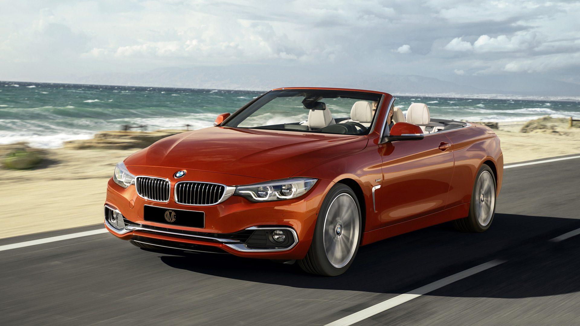BMW 420i CONVERTIBLE